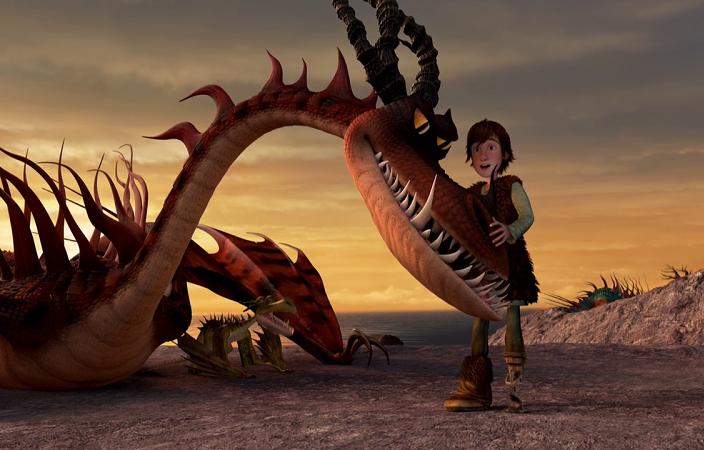 Как приручить дракона подарок фурии 209