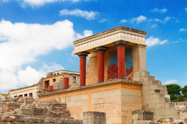 unearthing knossos a study of the See opinions and rankings about arthur evans across most famous for unearthing the palace of knossos on the greek island of crete the study of aegean.