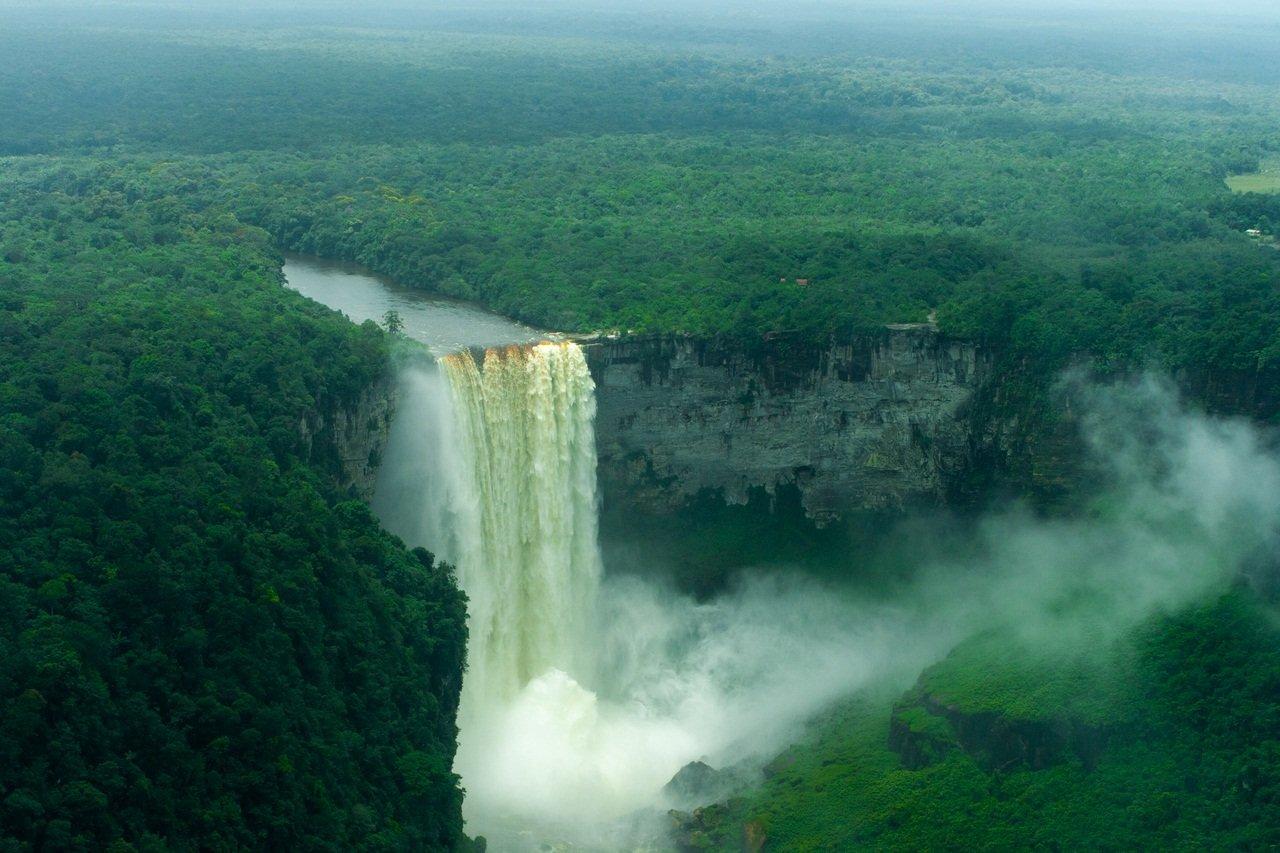 ТОП 10 Самых красивых водопадов на земле