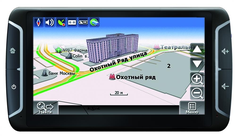 ТОП Лучших GPS навигаторов 2021