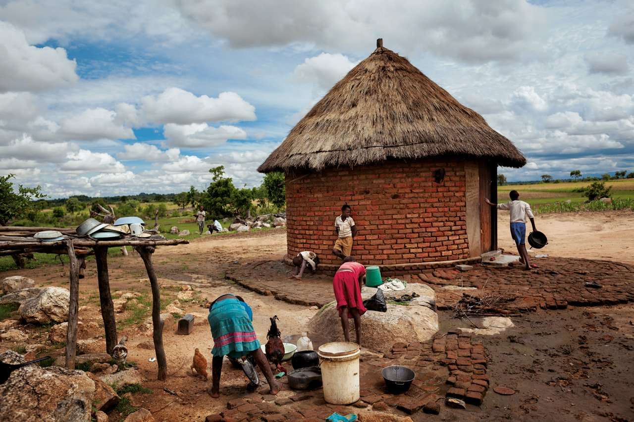 ТОП 10 Самых бедных стран в мире 2021 года