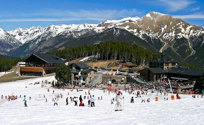 ТОП 10 Зимних курортов 2021