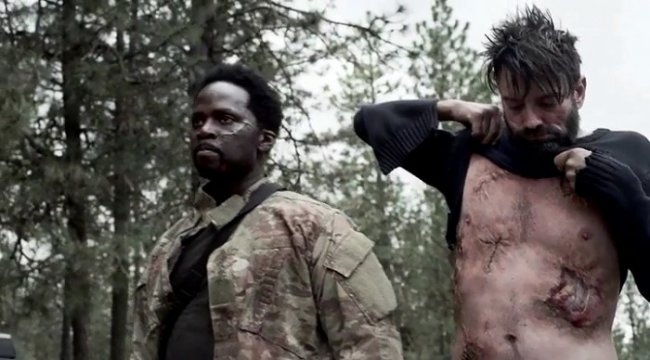 ТОП 10 Лучших сериалов про зомби