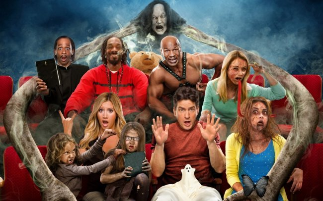 ТОП 10 Лучших комедий 2013 года