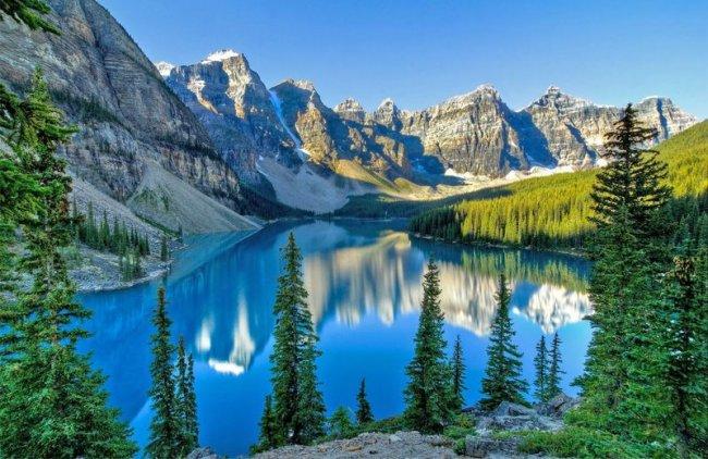 ТОП 10 Самые красивые места мира