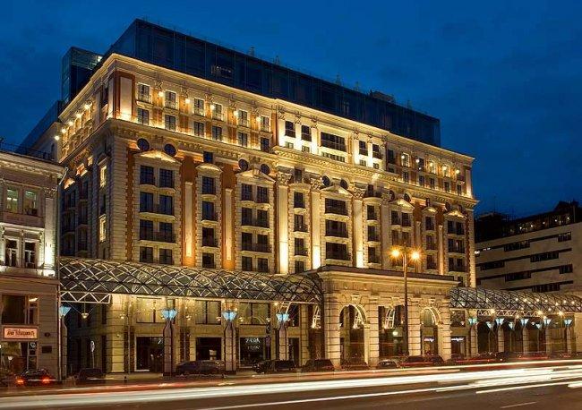 ТОП 10 Самых лучших отелей мира