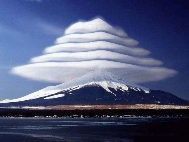 ТОП 10 Необычных природных явлений