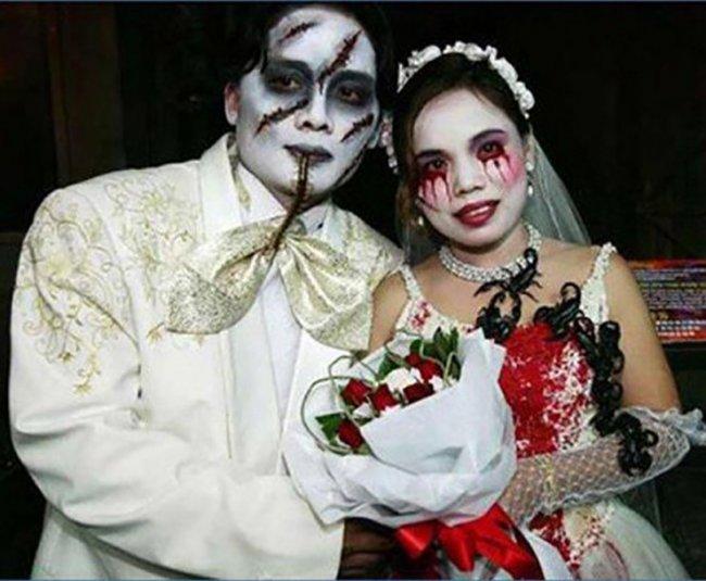 ТОП 10 Самых необычных мест для свадьбы