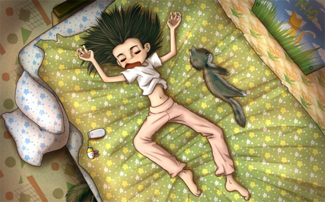 10 Интересных фактов о сне