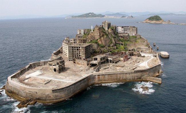 ТОП 10 Самых интересных в мире заброшенных мест