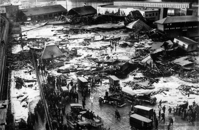ТОП 10 Самых странных катастроф
