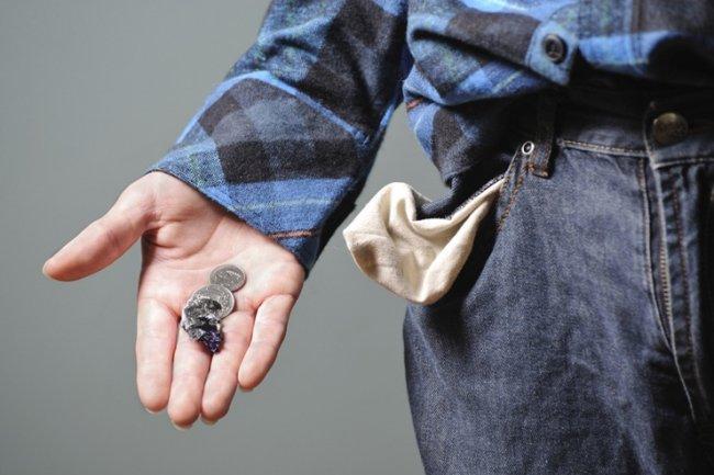 10 Привычек, которые приводят к бедности