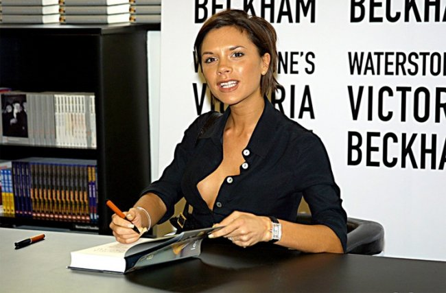 10 секретов красоты Виктории Бекхэм