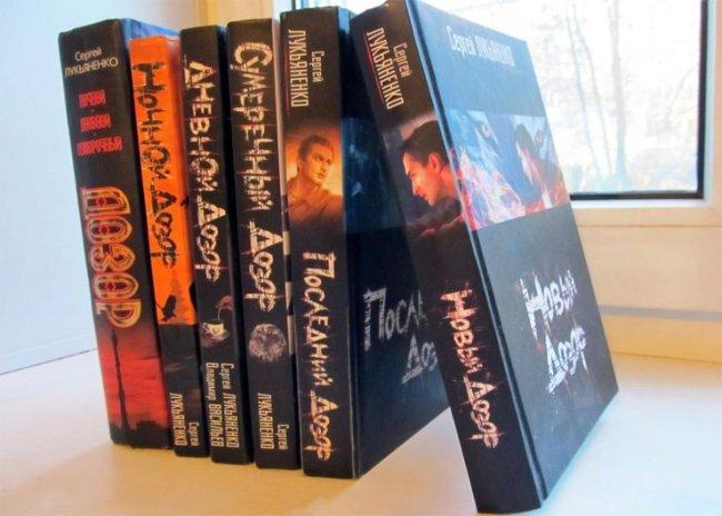 ТОП 10 Лучших книг в жанре фэнтези