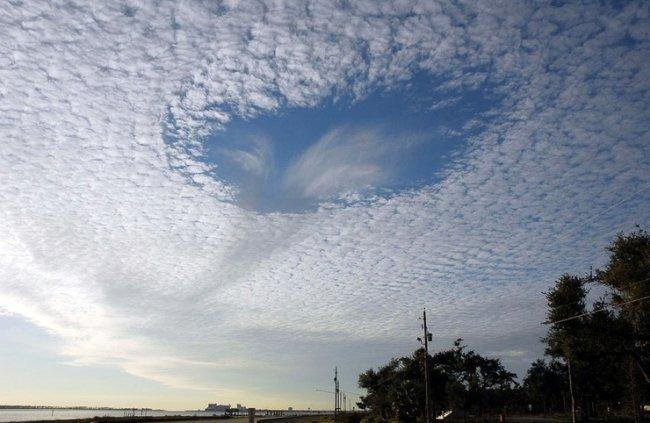 ТОП 10 Самых редких видов облаков