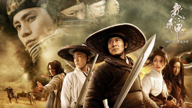 ТОП 10 Самых кассовых китайских фильмов