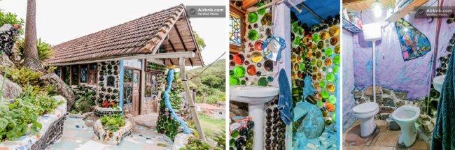 ТОП 25 Самых необычных вариантов жилья в airbnb