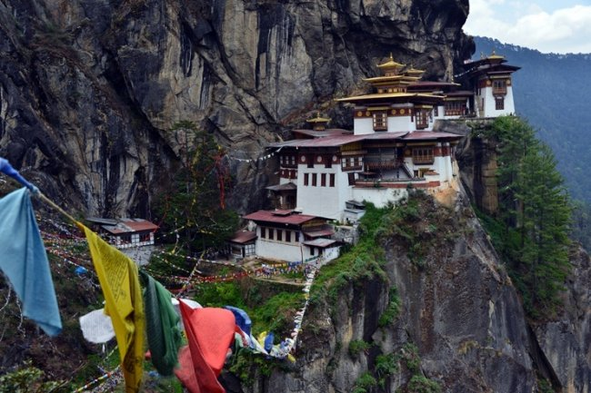 ТОП 10 Самых красивых монастырей мира