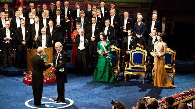 ТОП 10 Самых молодых лауреатов Нобелевской премии