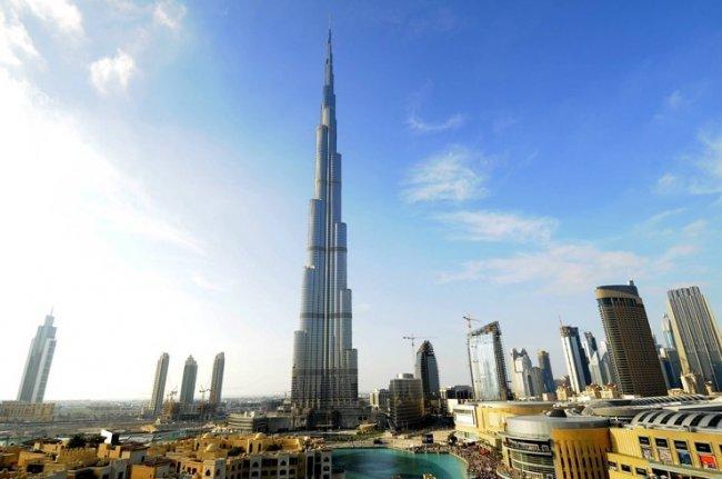 ТОП 10 Архитектурных чудес мира