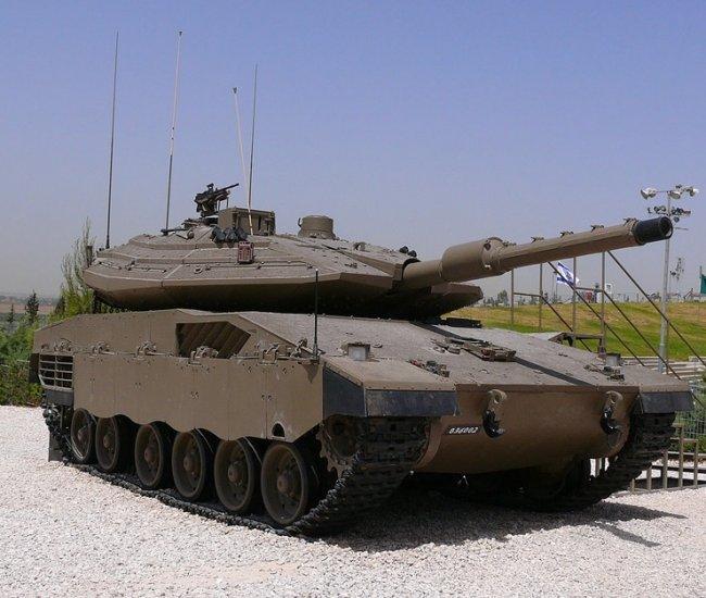 ТОП 10 Лучших современных танков мира
