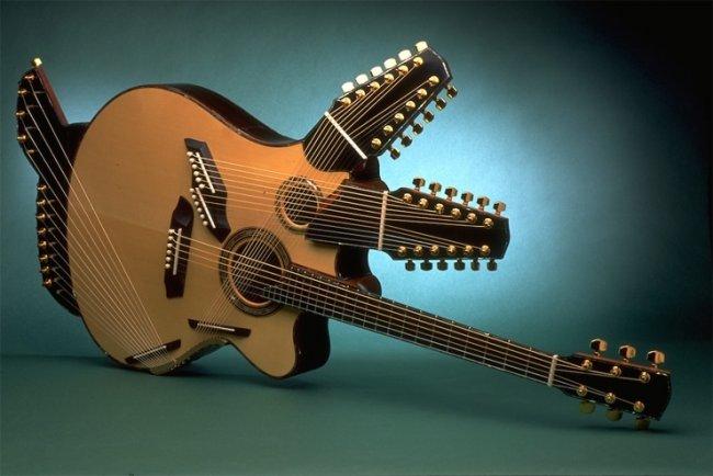ТОП 10 Самых необычных музыкальных инструментов в мире