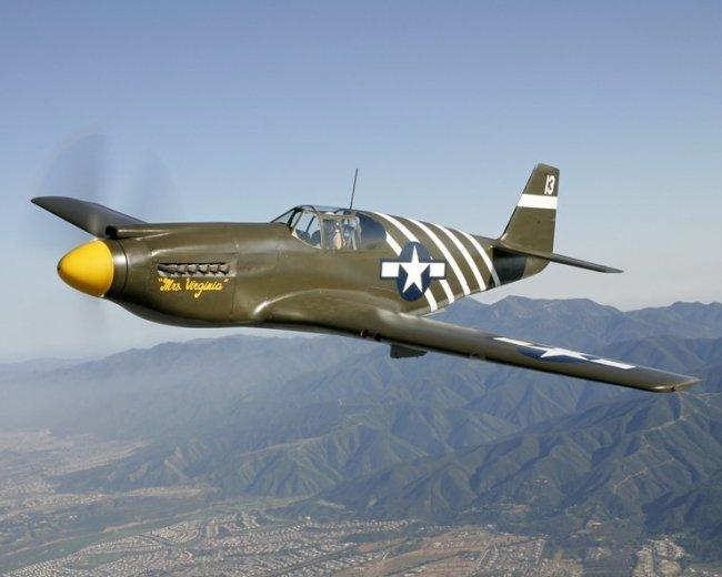ТОП 10 Лучших самолётов времён Второй мировой войны