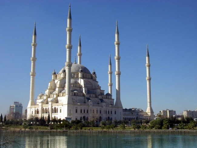 ТОП 10 Самых красивых мечетей мира