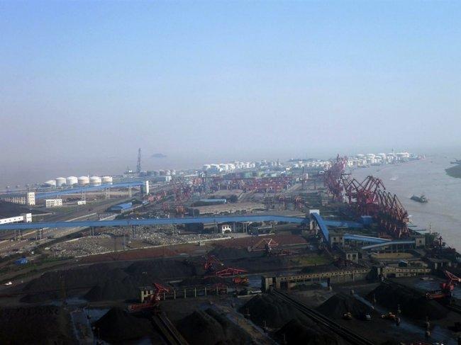 ТОП 10 Крупнейших портов мира