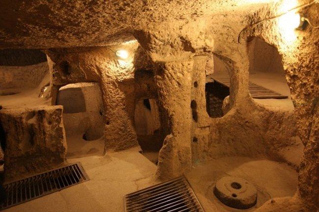 ТОП 10 Самых известных подземных городов мира