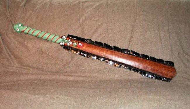 ТОП 10 Самых необычных древних видов оружия