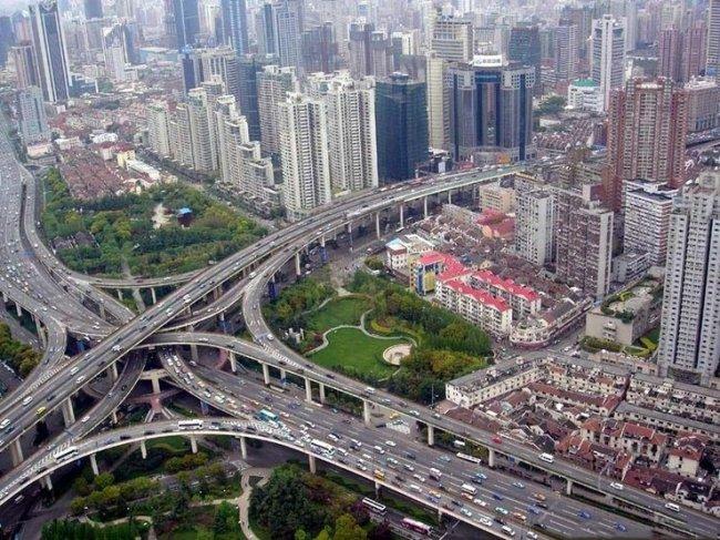ТОП 10 Самых сложных дорожных развязок в мире