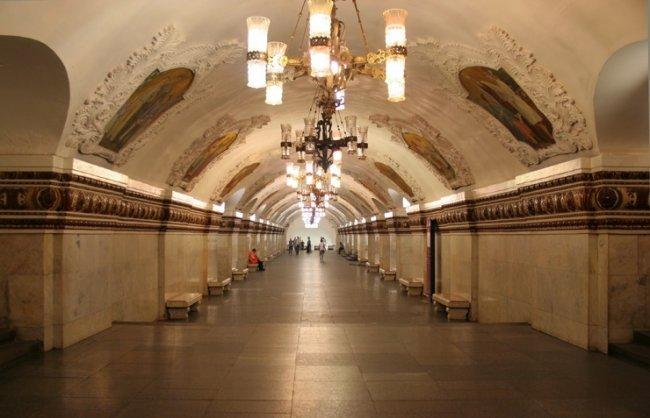 ТОП 10 Крупнейших метро мира