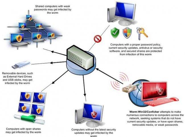 ТОП 10 Самых опасных компьютерных вирусов в истории