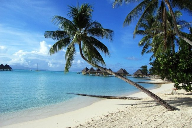 ТОП 10 Самых красивых пляжей мира