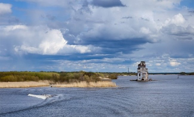 ТОП 10 Самых больших озёр России