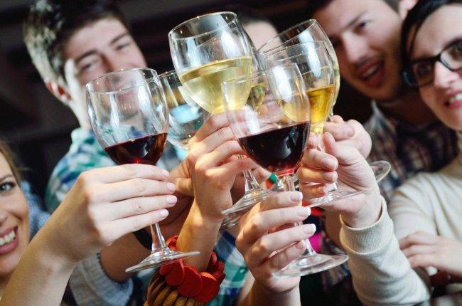 Самые пьющие страны мира 2019 года