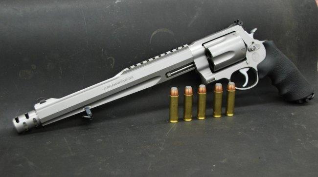 ТОП 10 Самые мощные пистолеты в мире