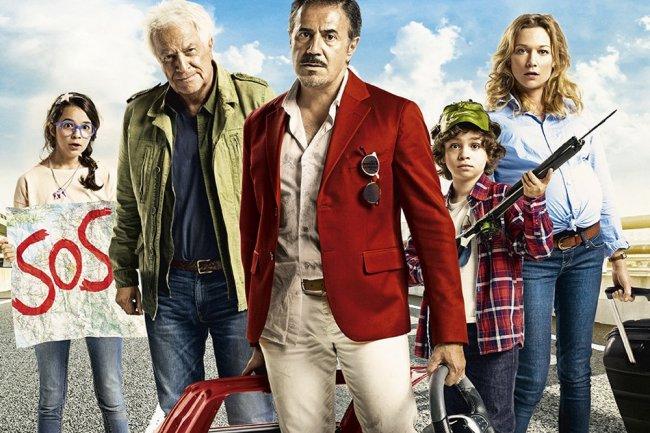 Самые лучшие французские комедии 2021 года