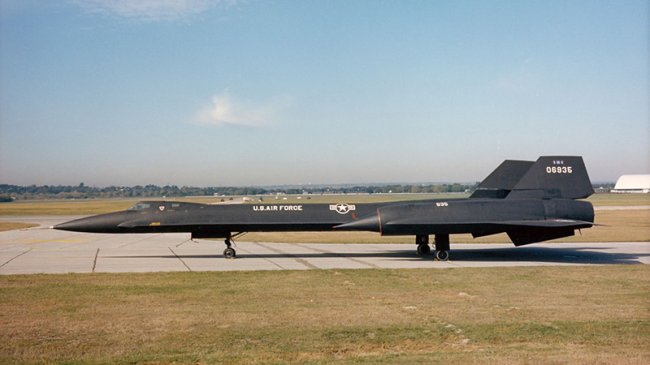 ТОП 10 Самые быстрые самолеты в мире