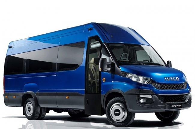 Лучшие микроавтобусы для работы в 2021 году