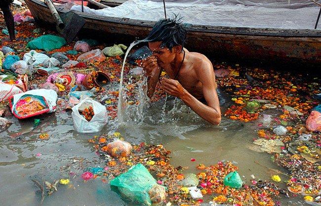 ТОП 10 Самые грязные города мира
