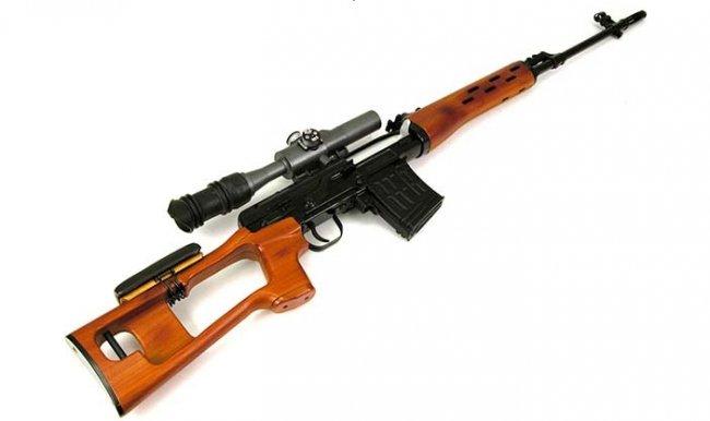 ТОП 10 Лучшие снайперские винтовки мира