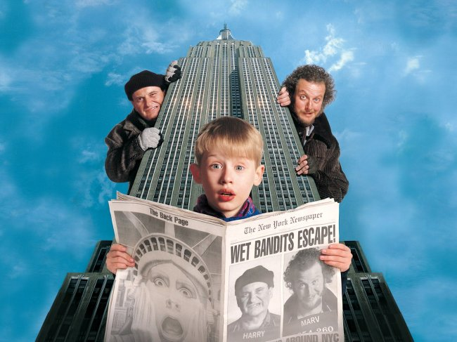 ТОП 10 Зарубежные новогодние комедии