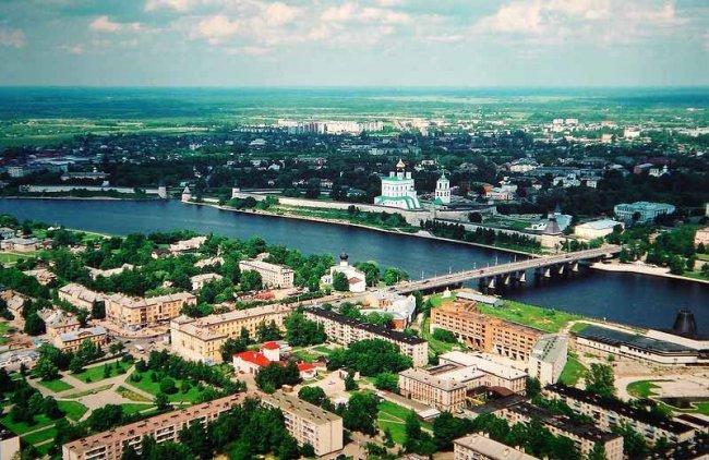 ТОП 10 Самые красивые города России