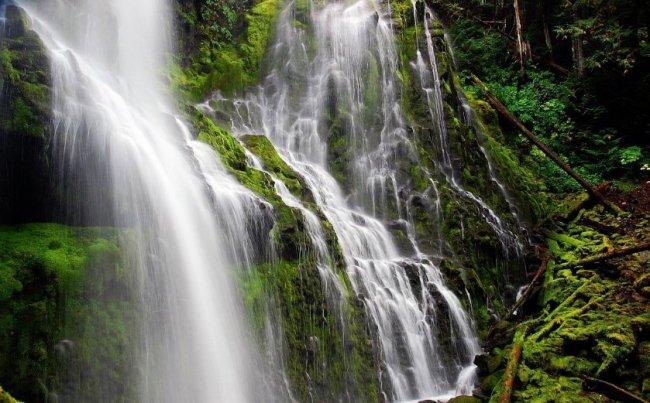 ТОП 10 Самые высокие водопады мира