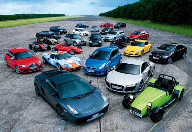 ТОП 10 Самые популярные автомобили с АКПП в России, рейтинг «Автостата»