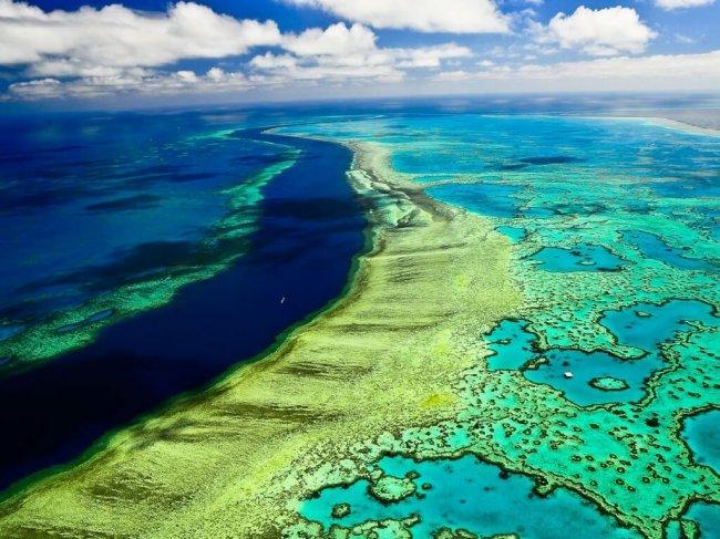 Самые красивые места на планете Земля