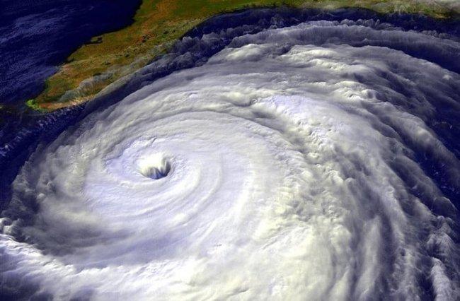 ТОП 10 интересных фактов об ураганах