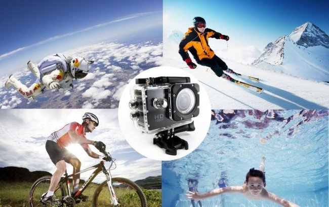 ТОП 10 Лучших экшн-камер 2019 года